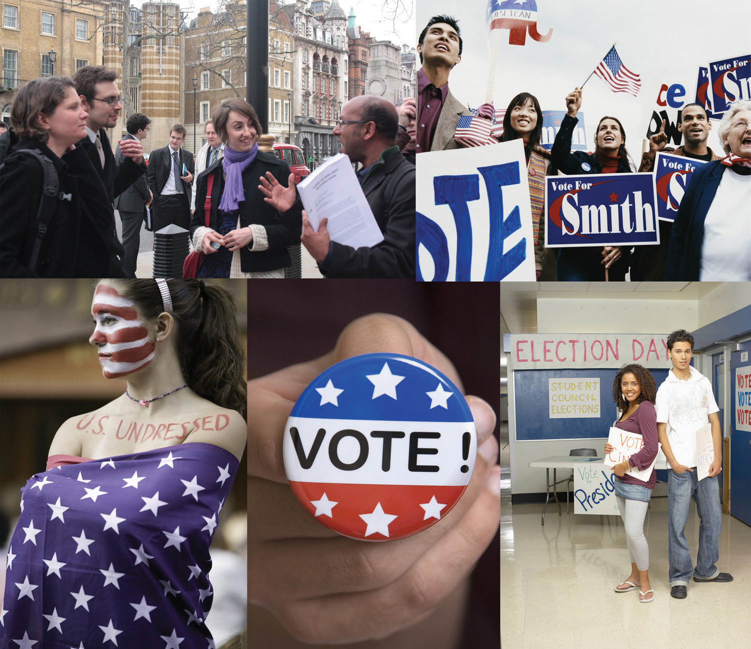 Participation Voting And Social Movements