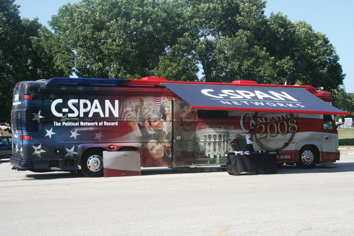 Span has expanded beyond its original television coverage of