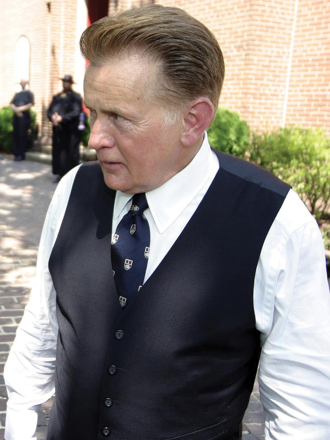 Photo of actor Martin Sheen.