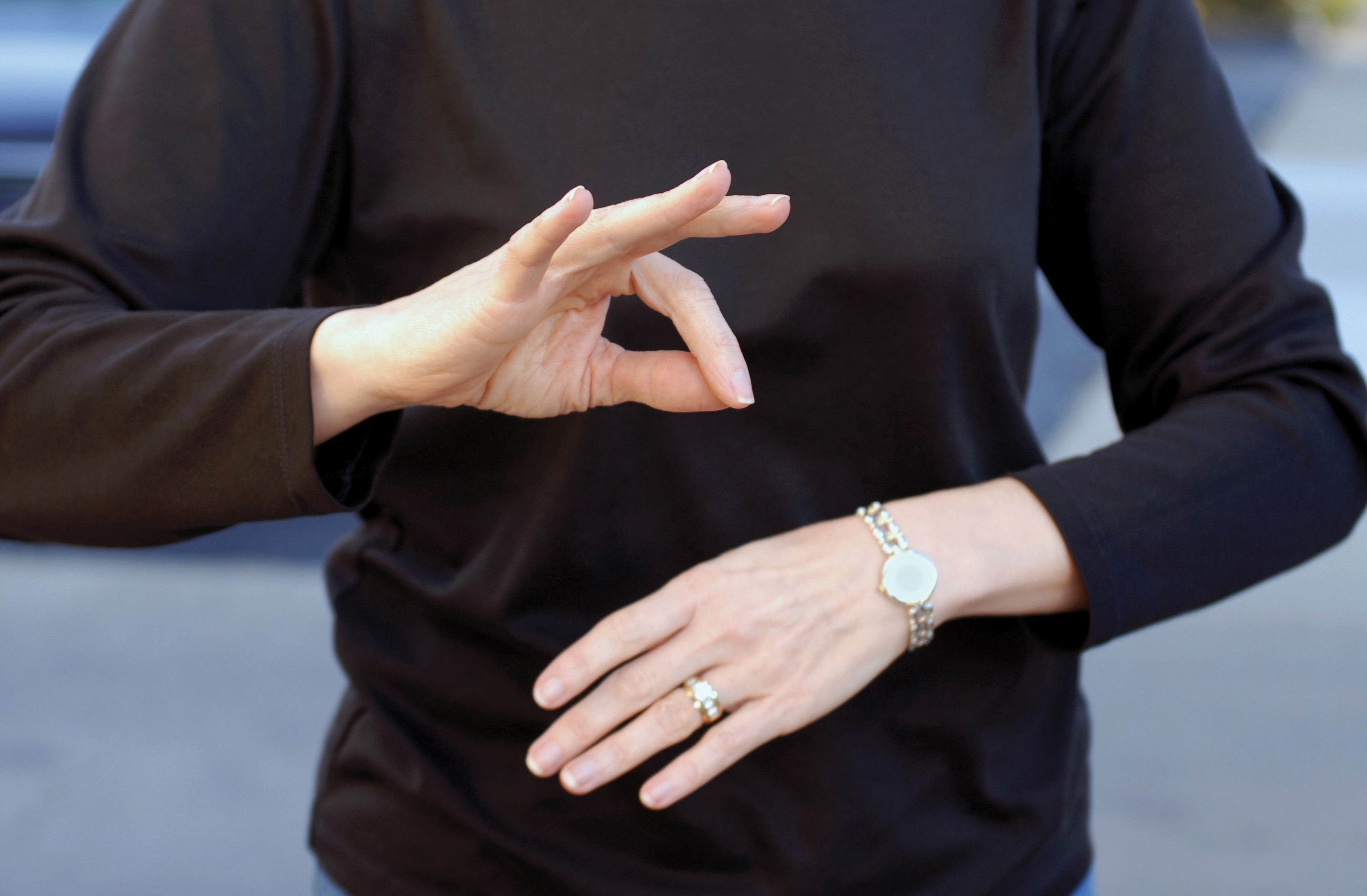 An analysis of the deaf culture and the sign language in the united states