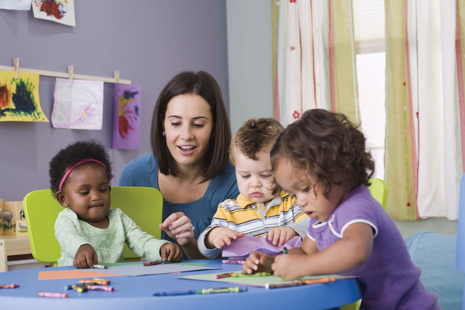 daycare beneficial children and parents