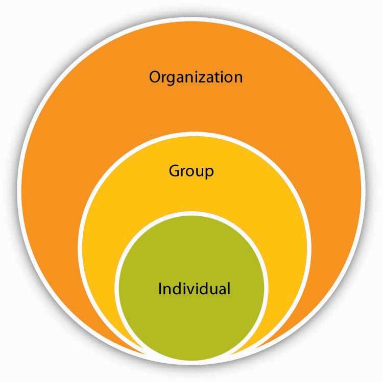 Group Behavior In An Organization 61