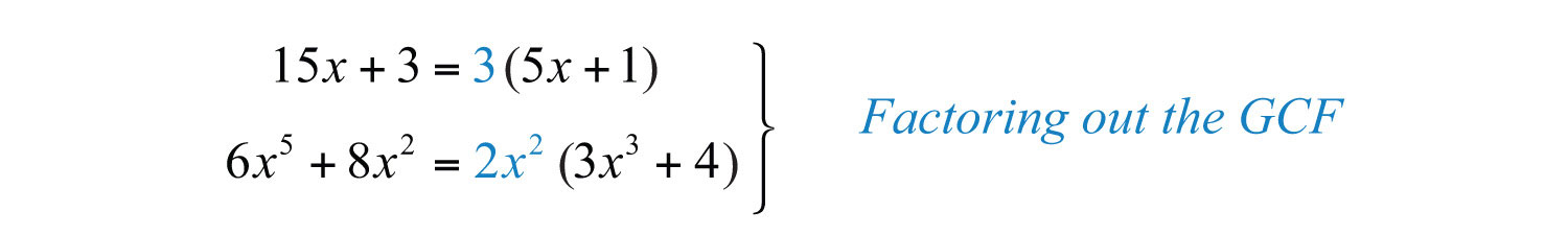 Factoring And Solving By Factoring