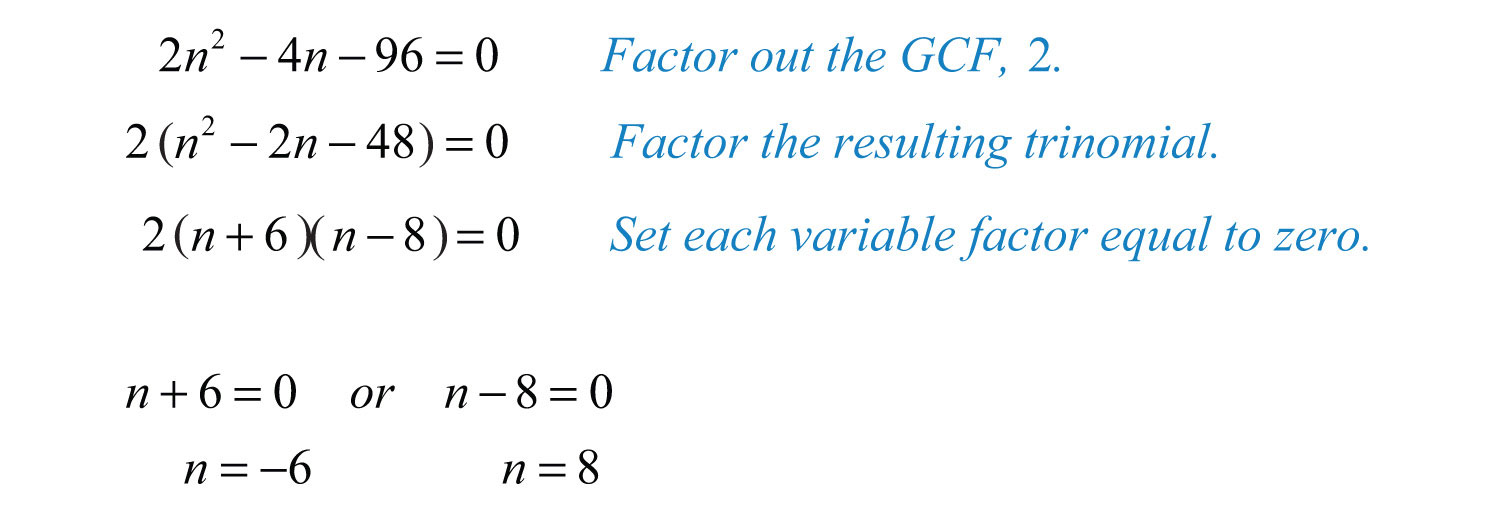 factor and product relationship problems