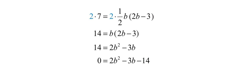 Applications Involving Quadratic Equations