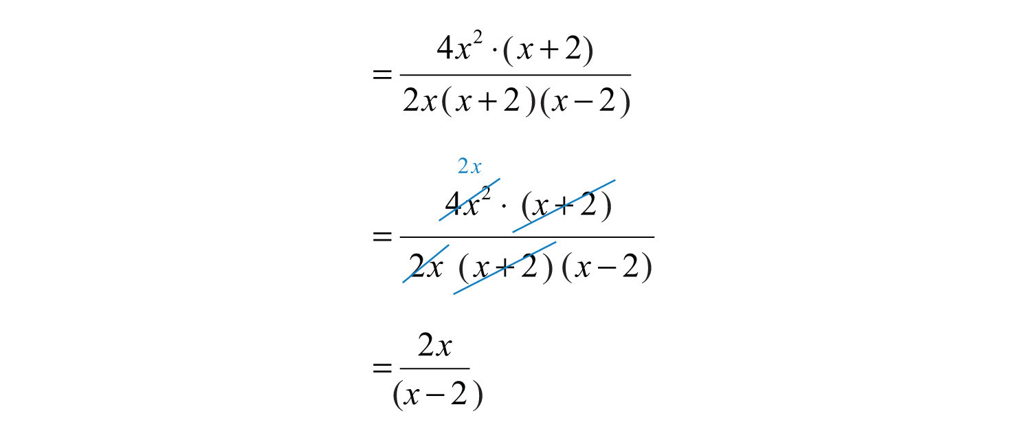 how to solve complex rational expressions step by step