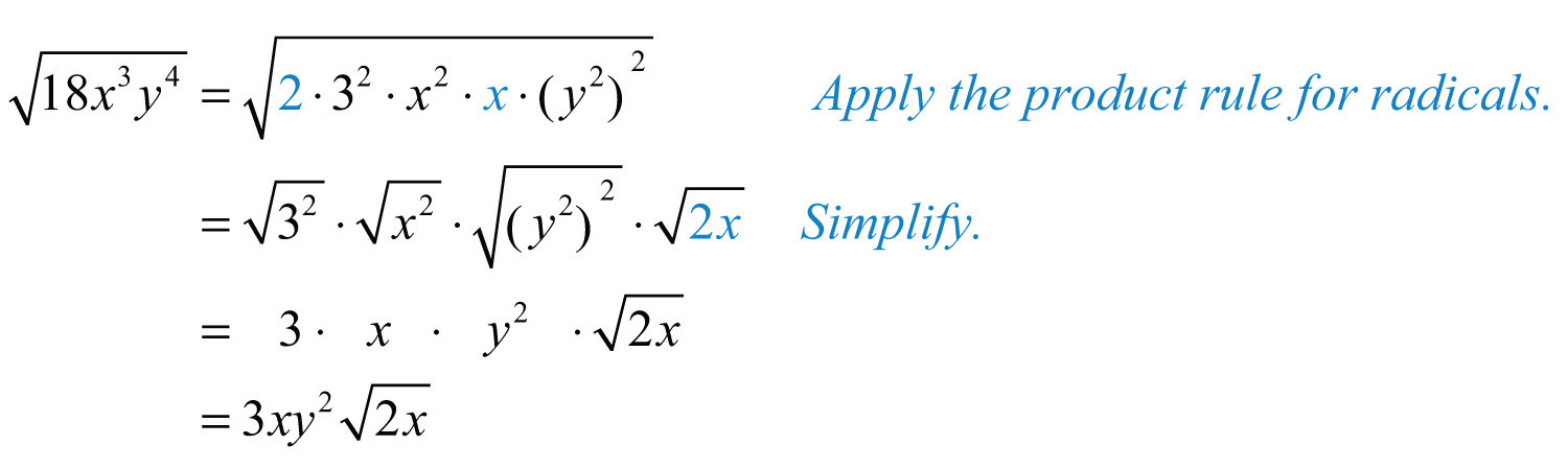 ... Radical Expressions on simplifying radicals worksheet with answer key