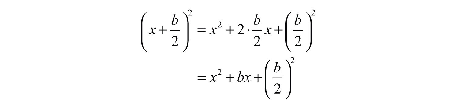 Completing The Square Formula With A Coefficient Completing the square