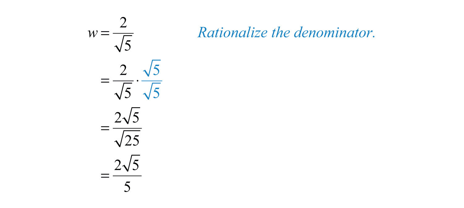 Worksheets Rationalize The Denominator Worksheet extracting square roots furthermore we will rationalize the denominator and present our solutions without any radicals in denominator