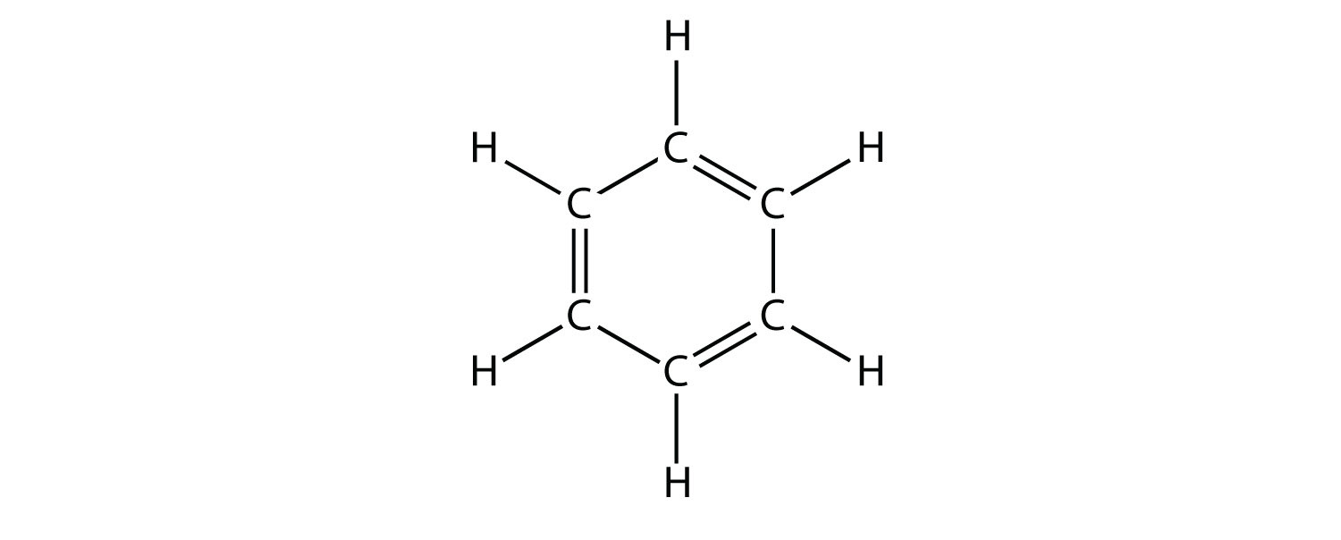 A  Carbon Ring With A Double Bond Is Named