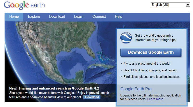google earth exercises Environmental science ap edition, 12th edition, (cunningham) google earth exercises this zip file has all the book chapters for google earth in one file.