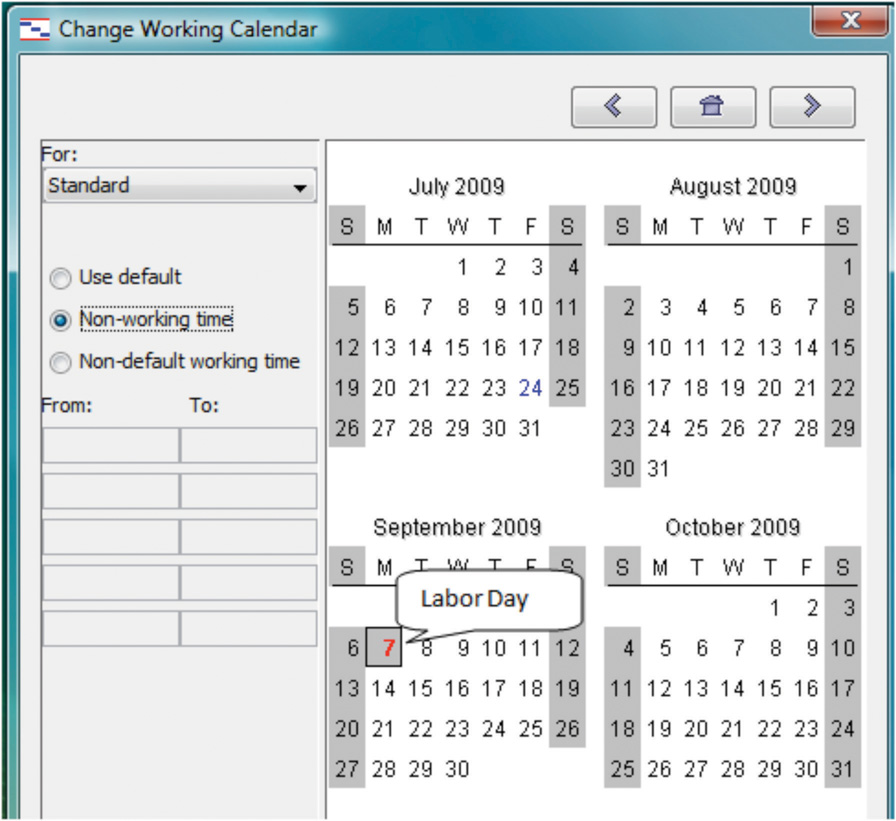 calendar for project management thevillas co