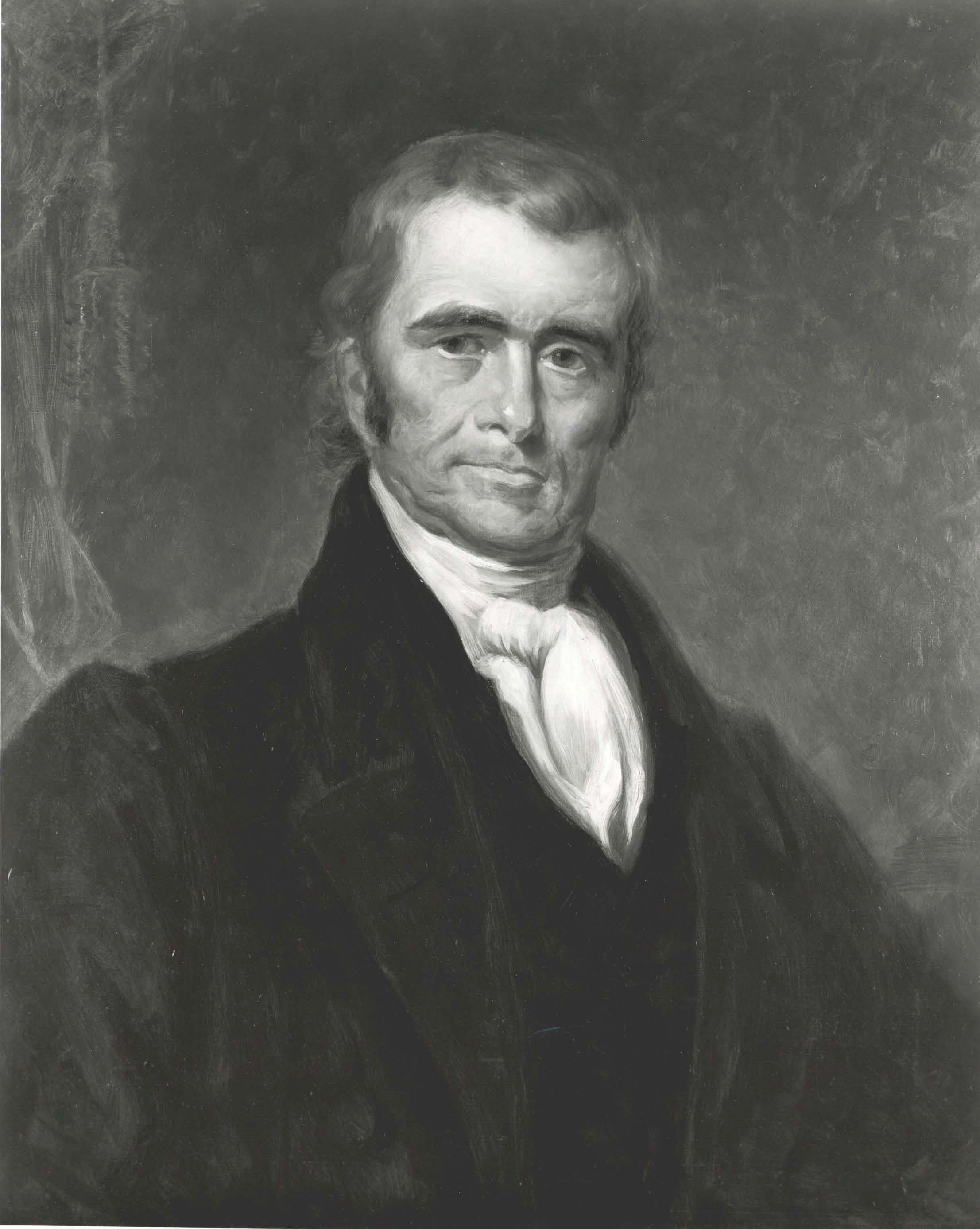 chief justice marshall court ruling significance Chief justice john marshall authored the marbury v looking at the decision through the lens of the although marbury v madison limited the court's power in.