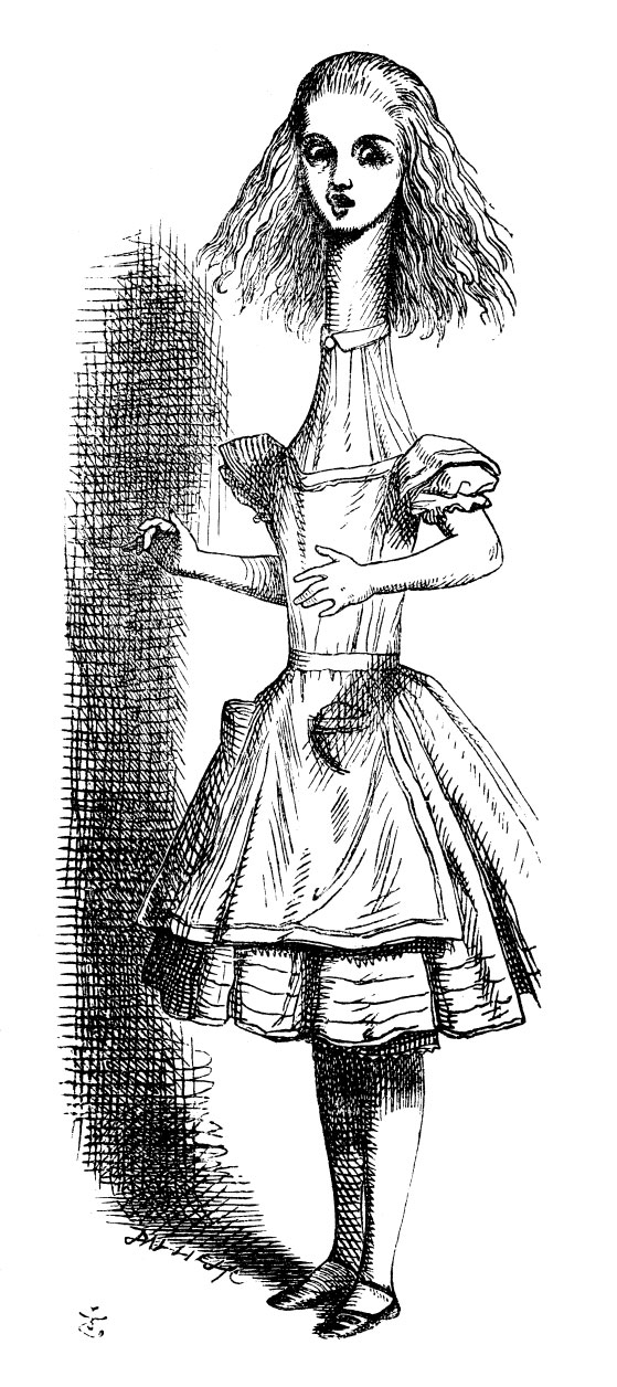 an analysis of alice wonderland The hidden math behind alice in wonderland like james  now melanie  bayley, of the university of oxford in england, has taken the analysis a lot further.