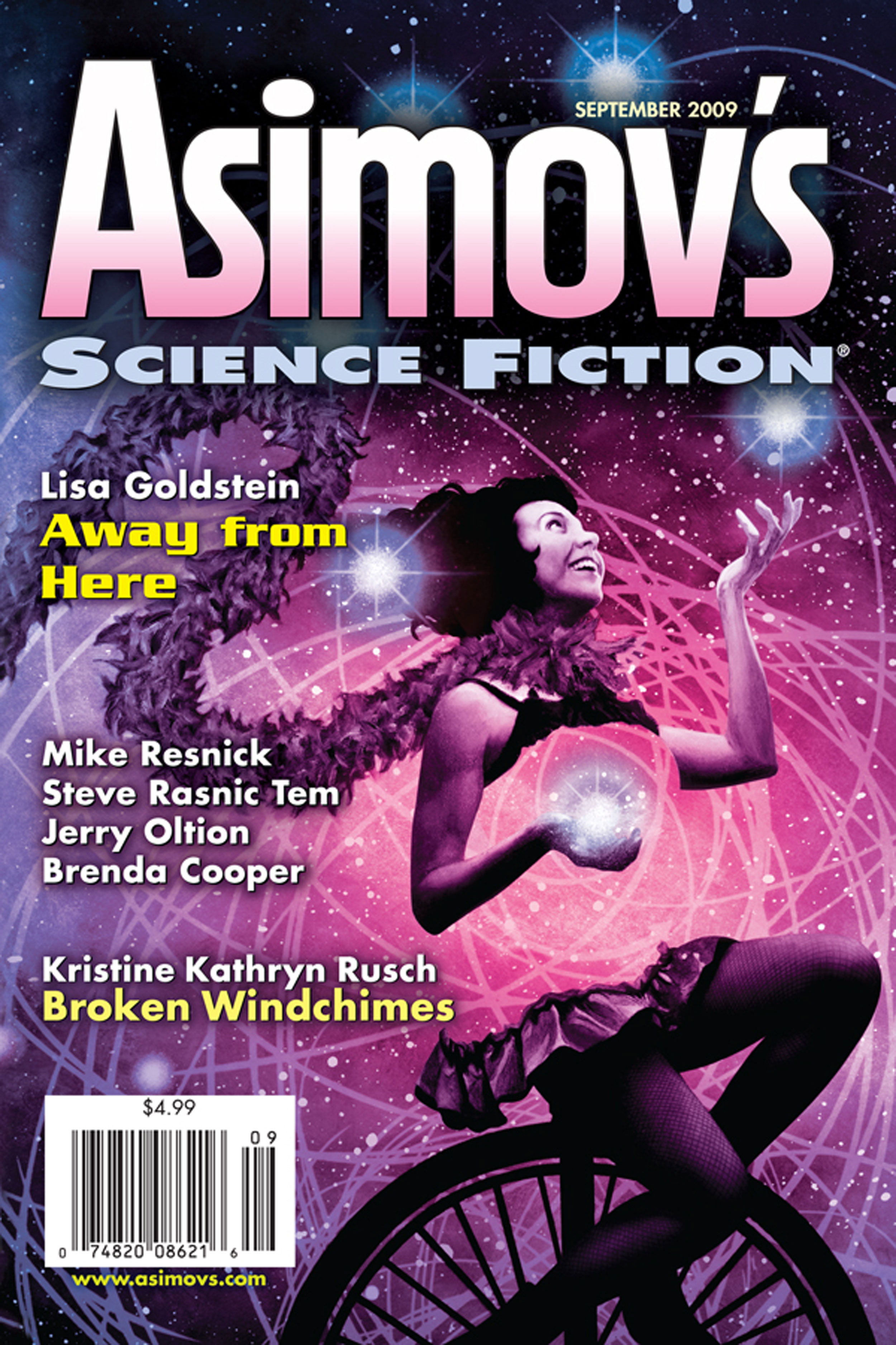 Science fiction writers wanted
