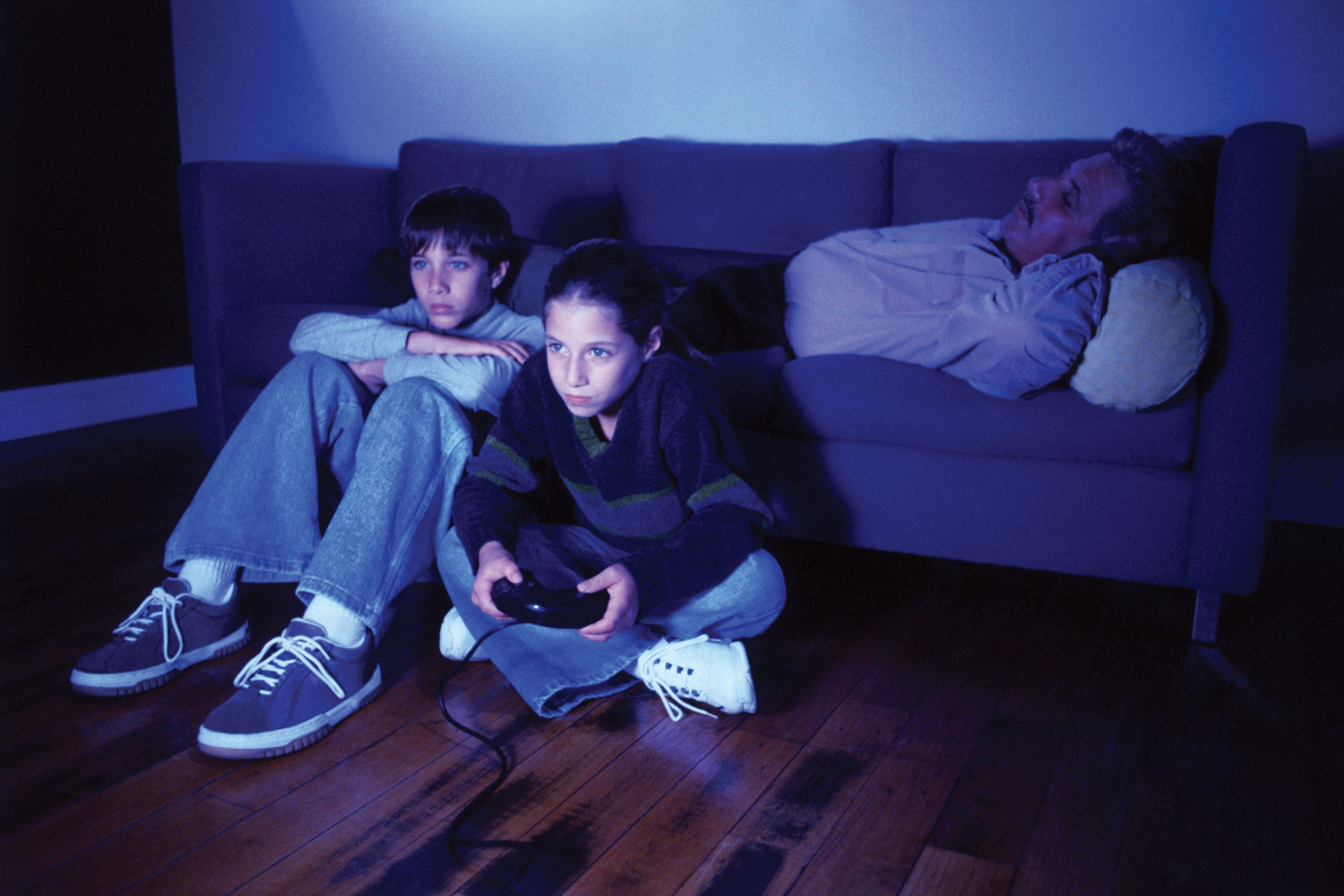 the desensitized youth Are video games actually desensitizing us to violence  the study involved  70 young adult participants who were randomly assigned to.