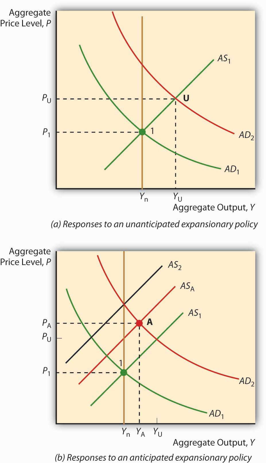 Rational Expectations Redux Monetary Policy Implications