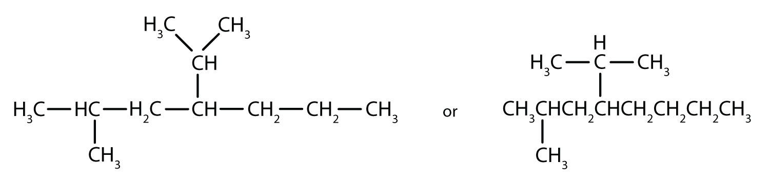 A Level Organic Chemistry Nomenclature Page