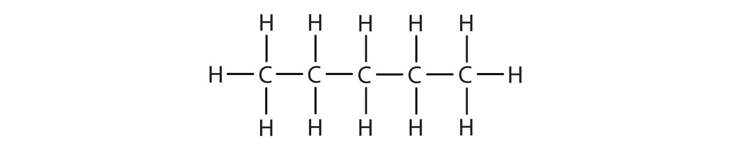 exercises write the condensed structural formula