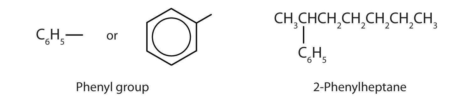 Phenyl Group Benzene is Called a Phenyl Group