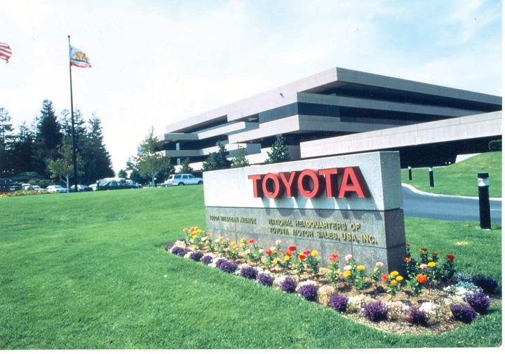 case in point toyota struggles with organizational structure. Black Bedroom Furniture Sets. Home Design Ideas