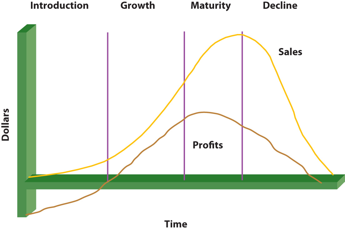 Managing New Products The Product Life Cycle