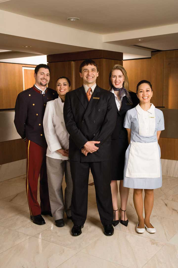 hotel managements race to provide unique and better service It is increasingly difficult and expensive to dispose of waste a hotel guest says that good waste management and provide incentives and rewards to.