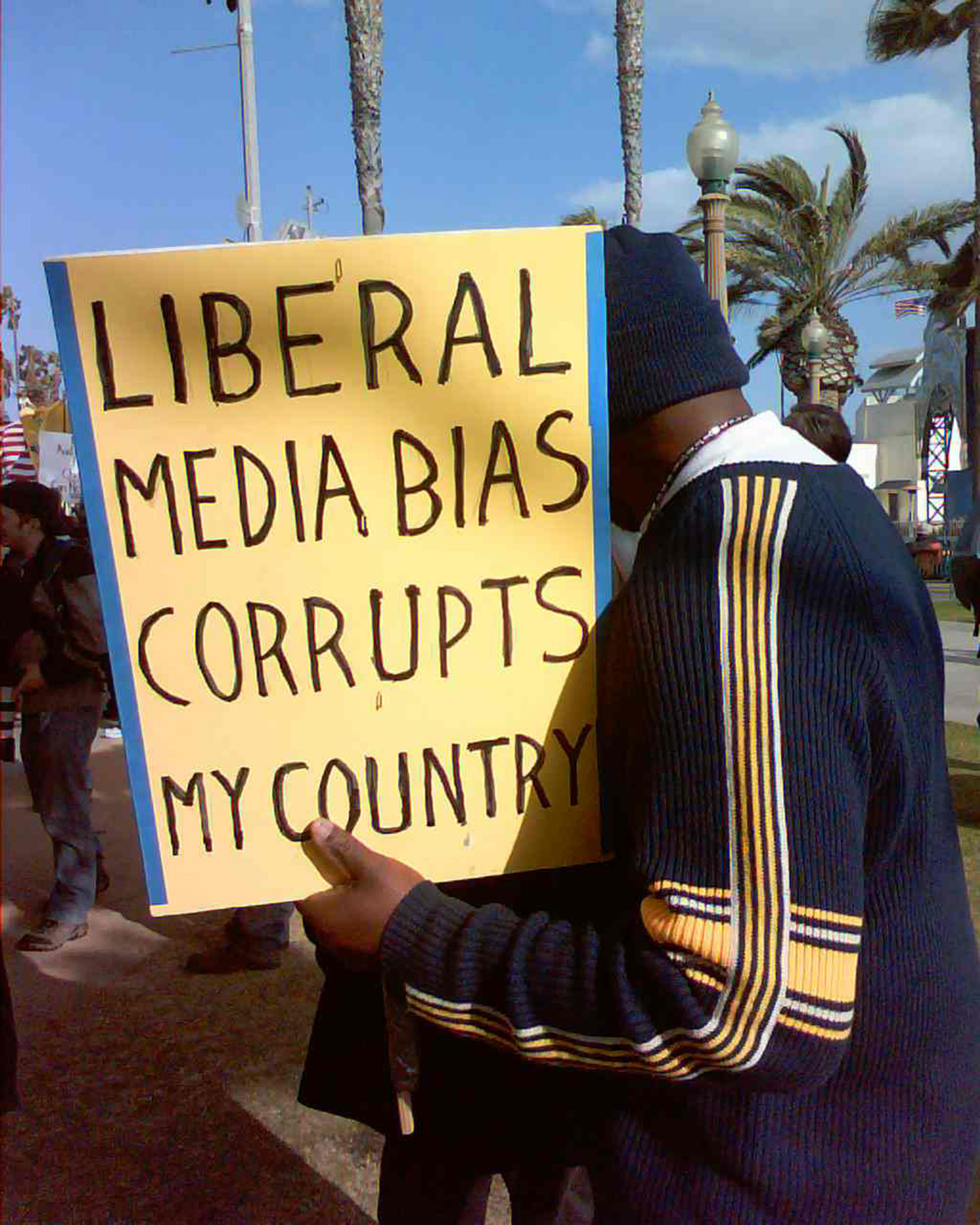 media and corruption essay