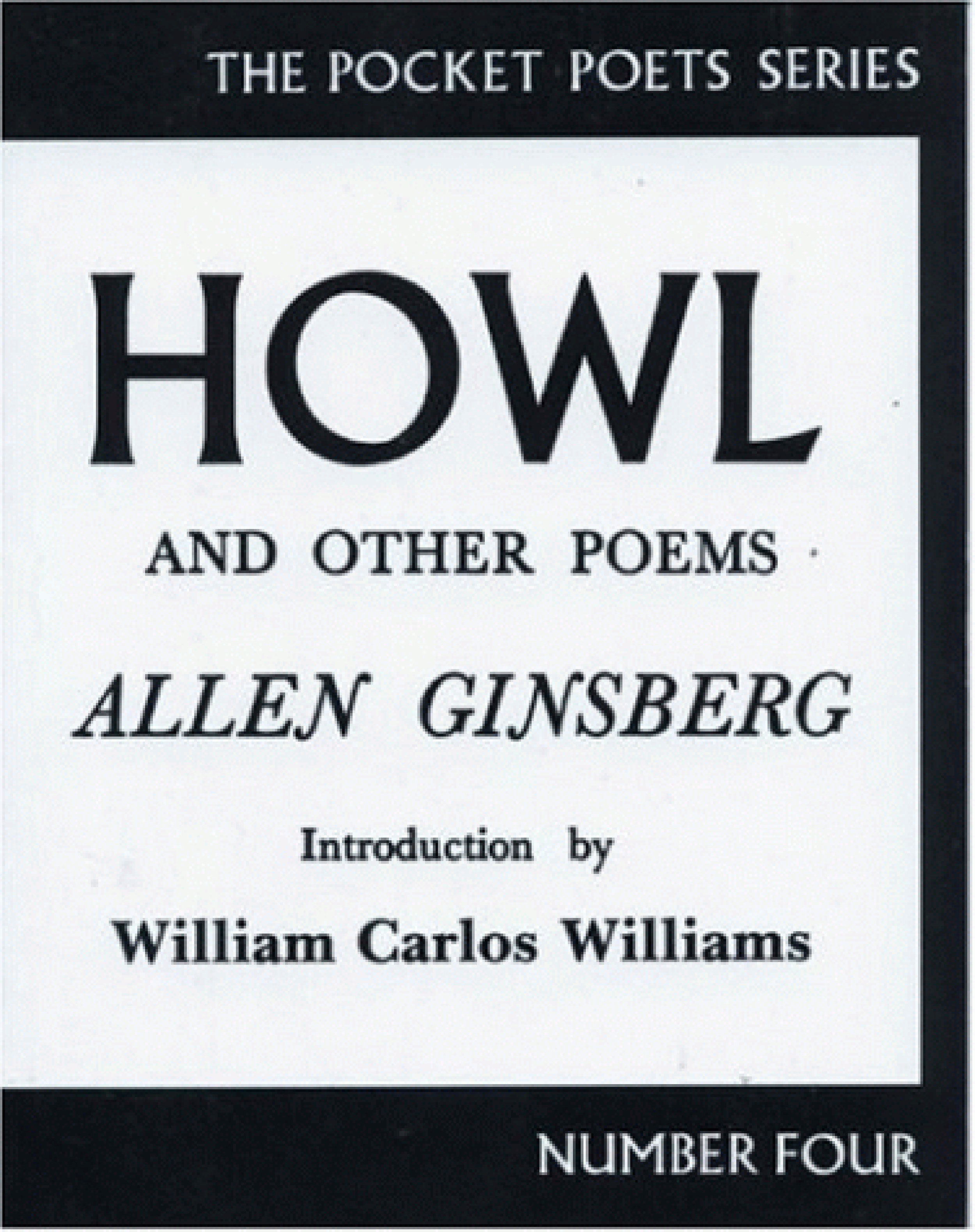 Books defining obscenity howl goes on trial fandeluxe Image collections