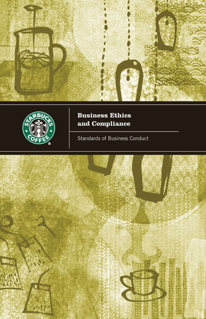 starbucks ethical behavior Starbucks: the marketing of ethics fairtrade corporate power starbucks starbucks recently switched the majority of its coffee to fairtrade in the uk and ireland .