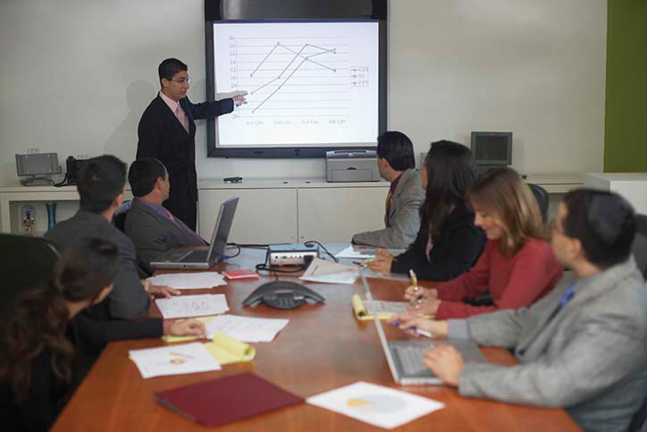 making your presentation work