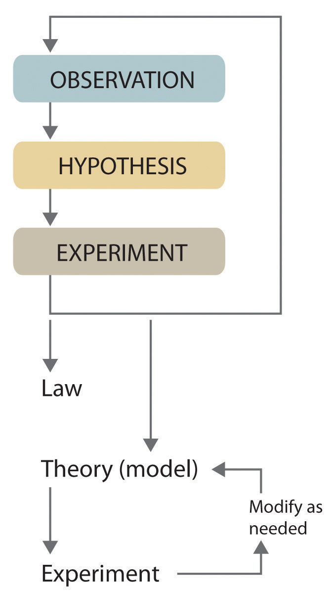 1.2 The Scientific Method