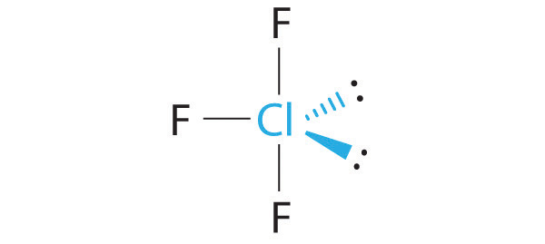 Predicting the Geometry of Molecules and Polyatomic Ions