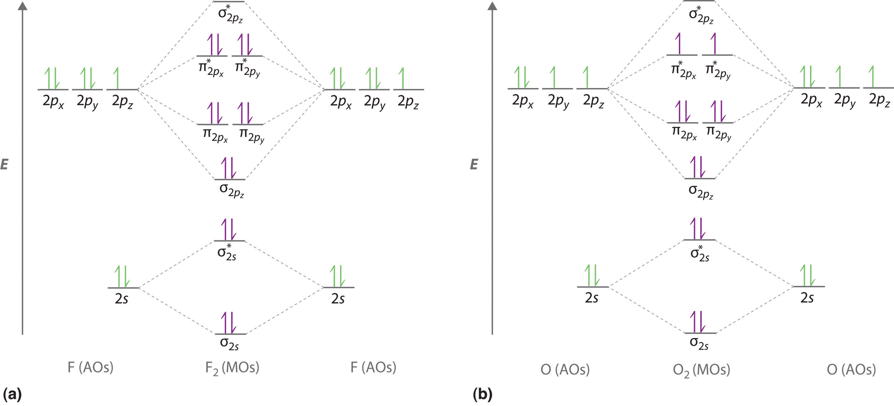 Delocalized Bonding and Molecular Orbitals B2 Molecular Orbital Diagram