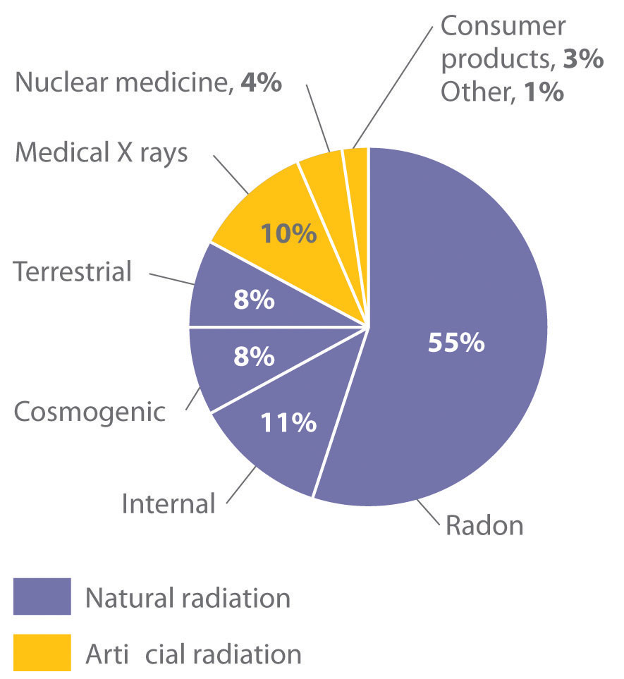 The Interaction of Nuclear Radiation with    Matter