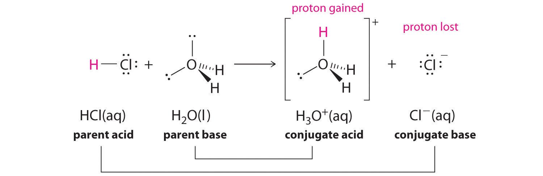 A Qualitative Description Of Acid Base Equilibriums