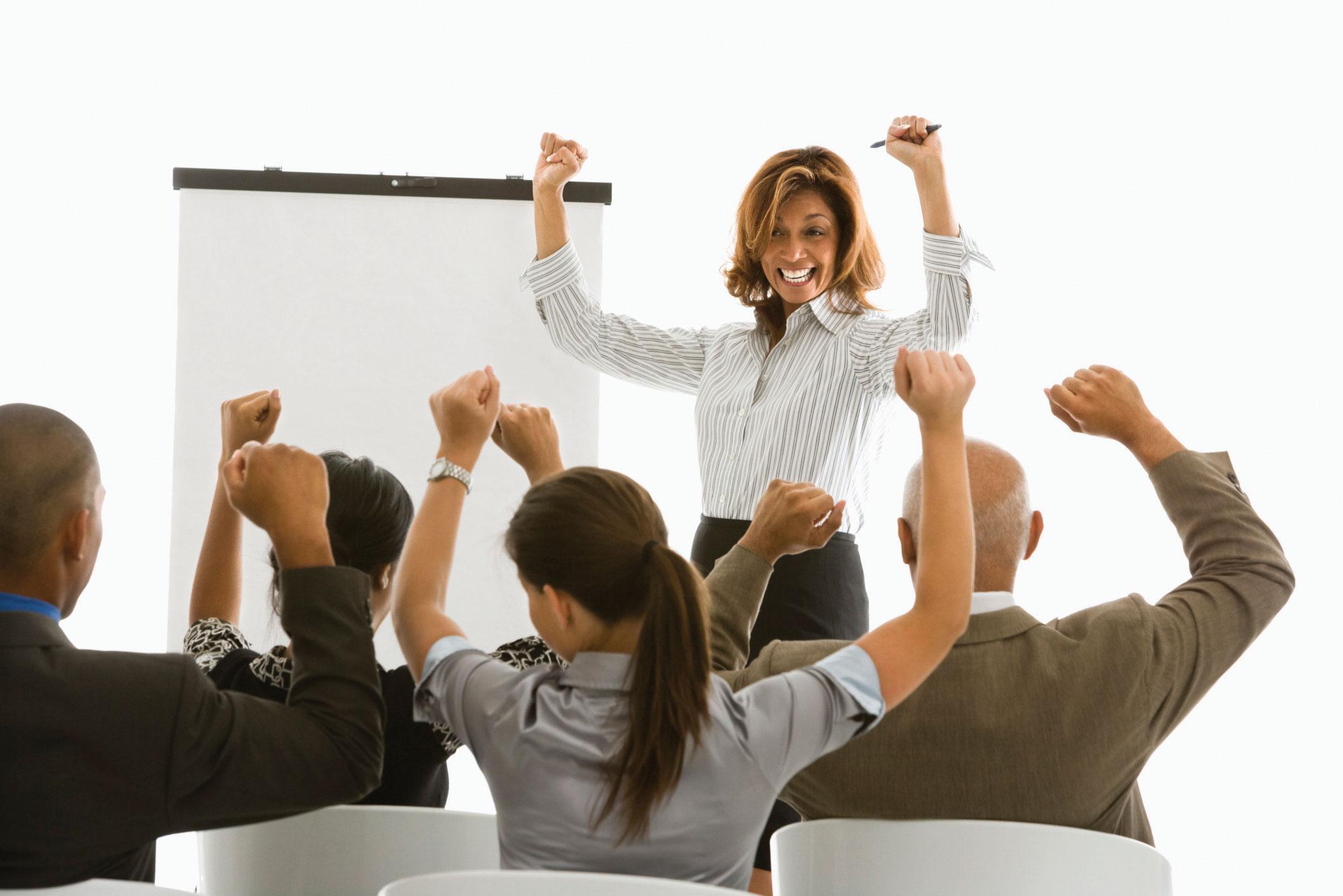 Aspects of a good persuasive speech
