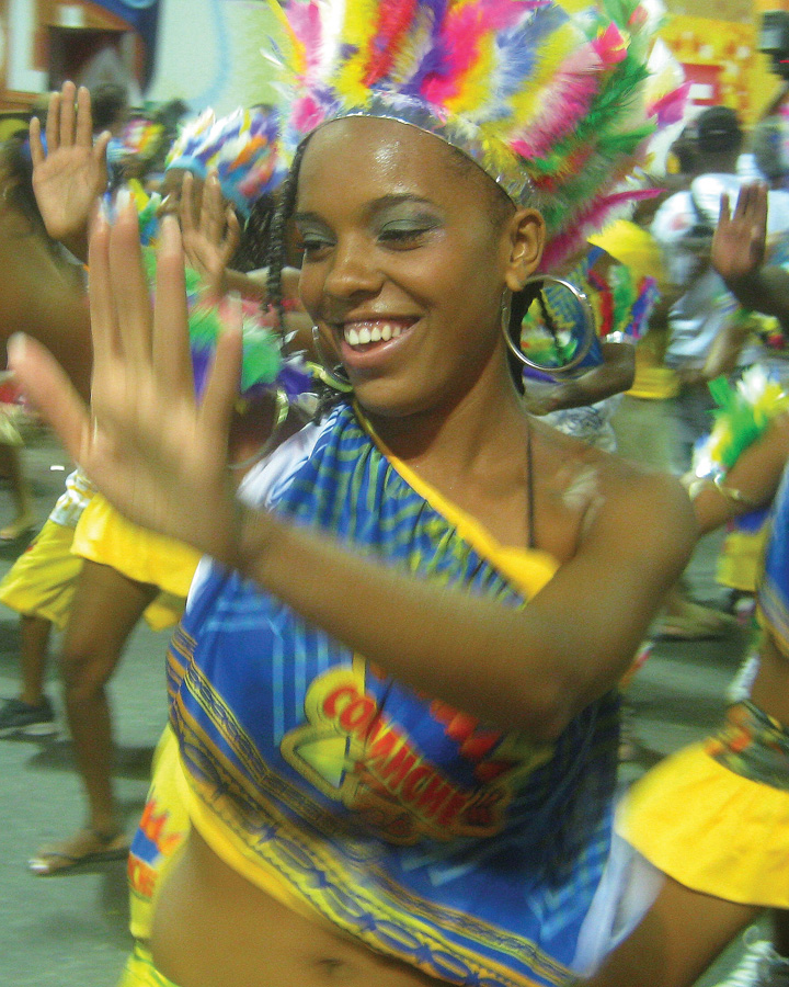 African Descent Culture Are of African Descent