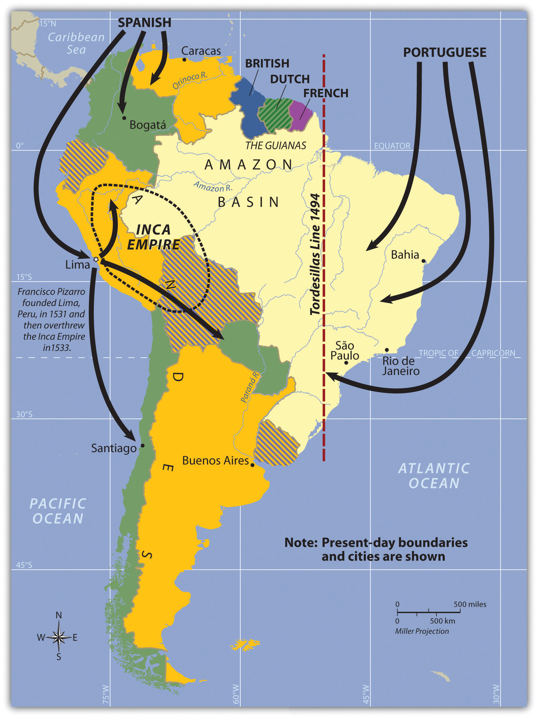 two major causes for colonialism in the western hemisphere From the facts which have come to our knowledge there is good cause to believe that their at european colonial expansion in the western hemisphere as an its former colonial possessions in the western hemisphere is the monroe doctrine consistent with or a departure.