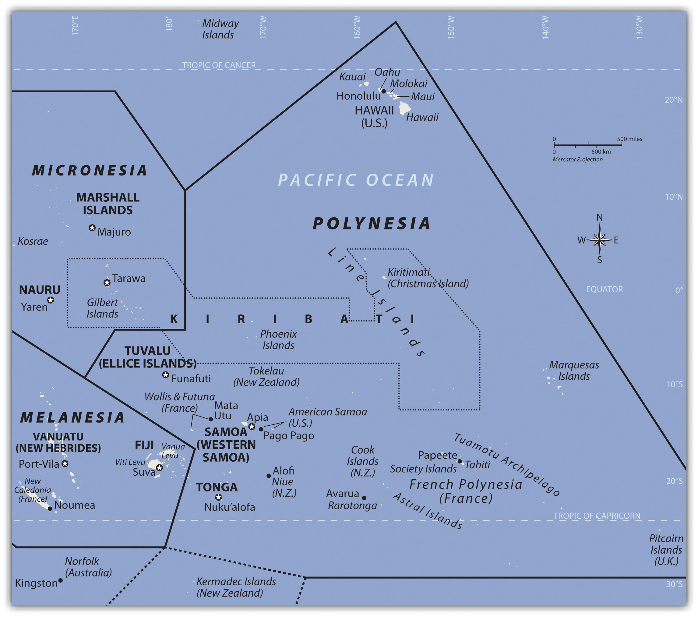 Samoa Natural Resources