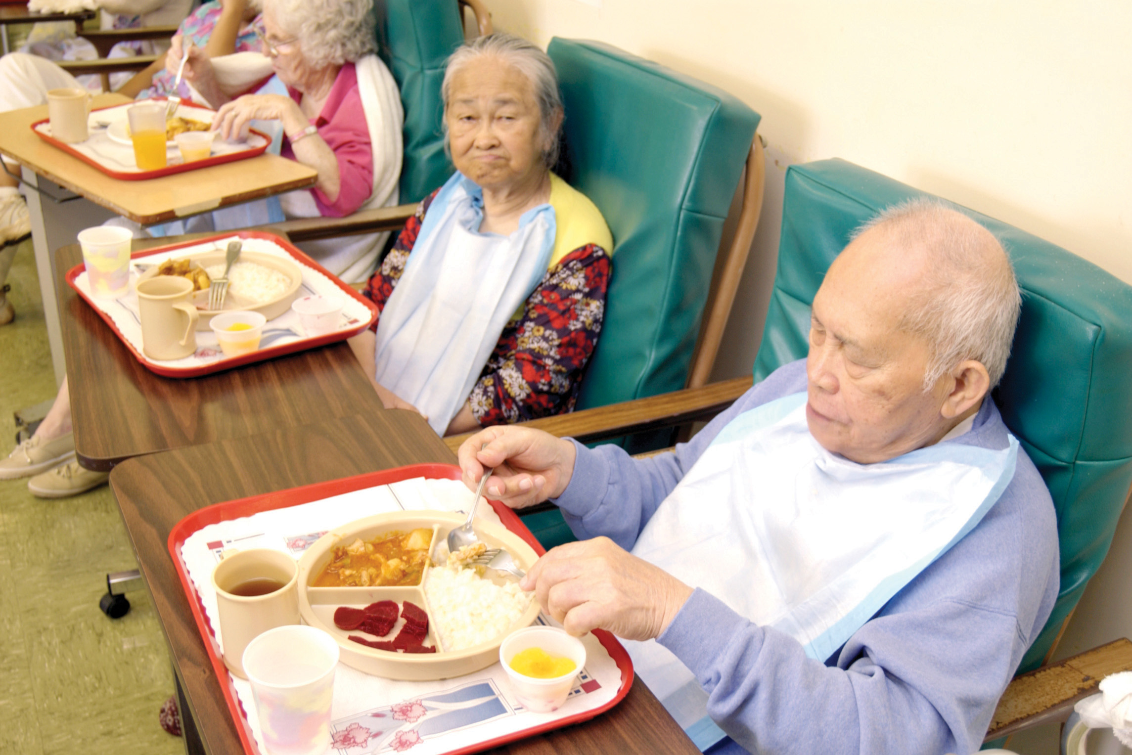 Elderly Care Homes In China