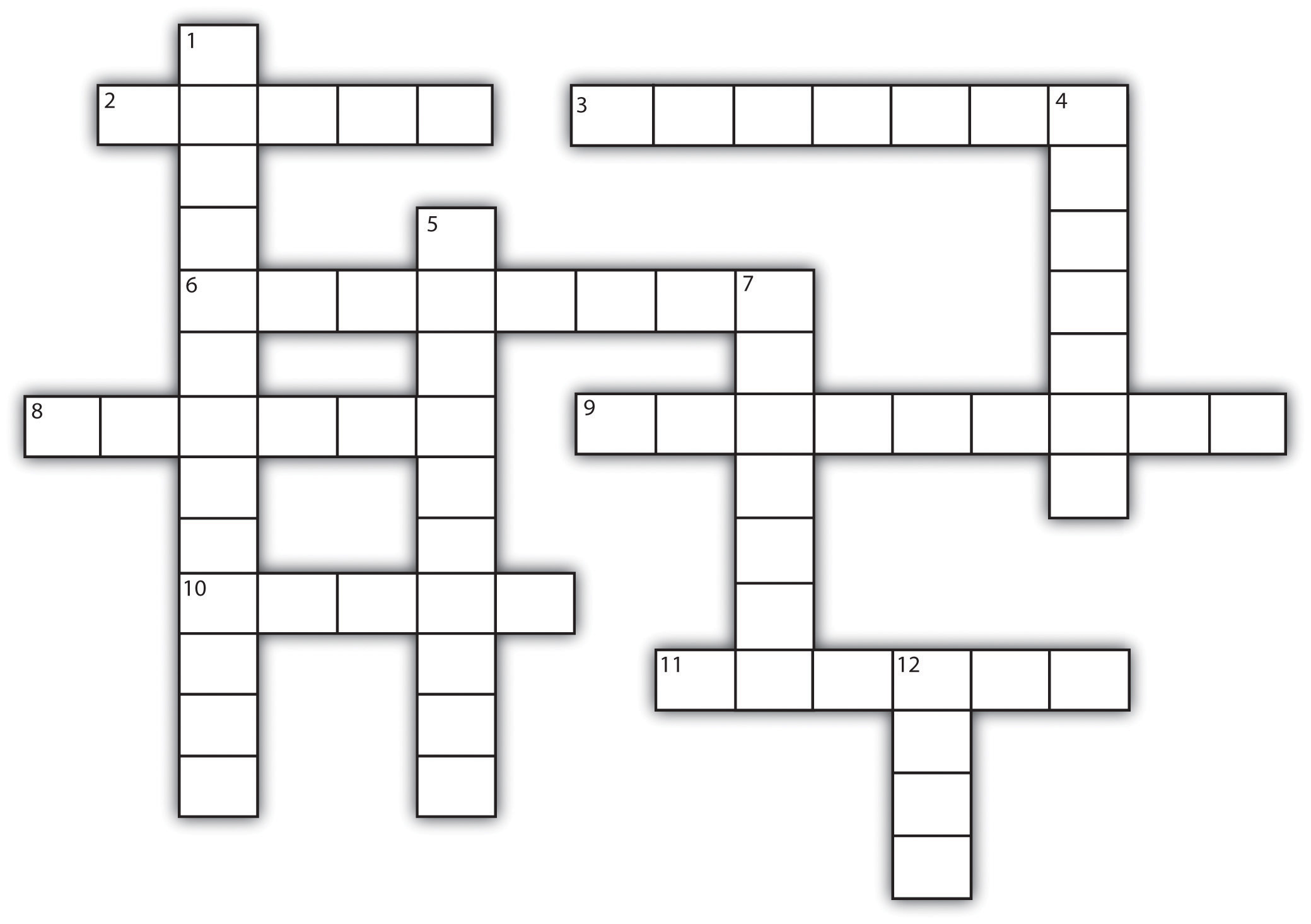 2079 x 1466 jpeg 158kB, Blank 15 Crossword Puzzle Figure 6.6 crossword