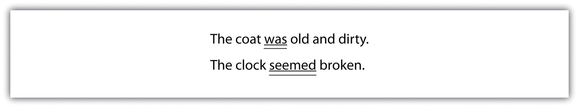 Linking Verbs  sc 1 st  2012 Book Archive & Writing Basics: What Makes a Good Sentence?