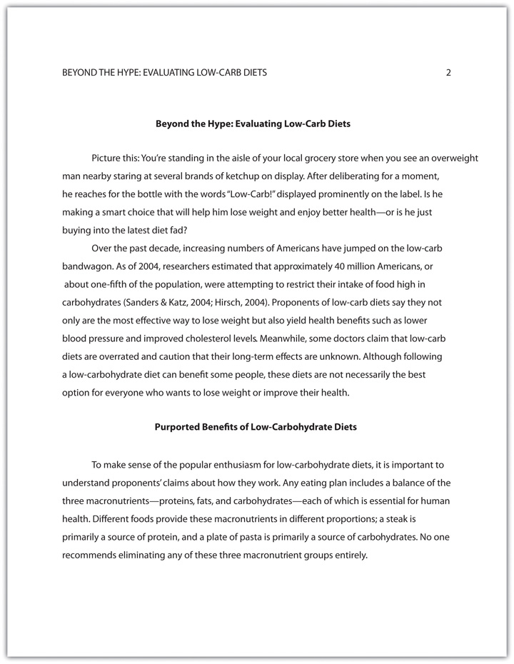 Final Research Paper essay write