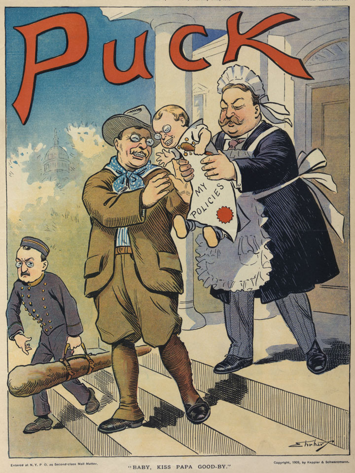 William Howard Taft and the Progressive Era