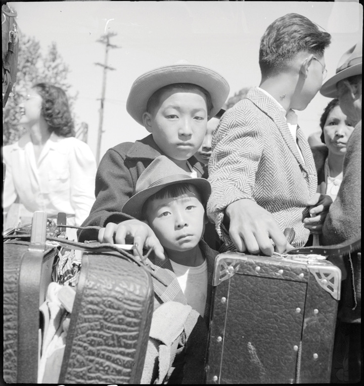 What did Japaneses women go through during the Japanese internment?