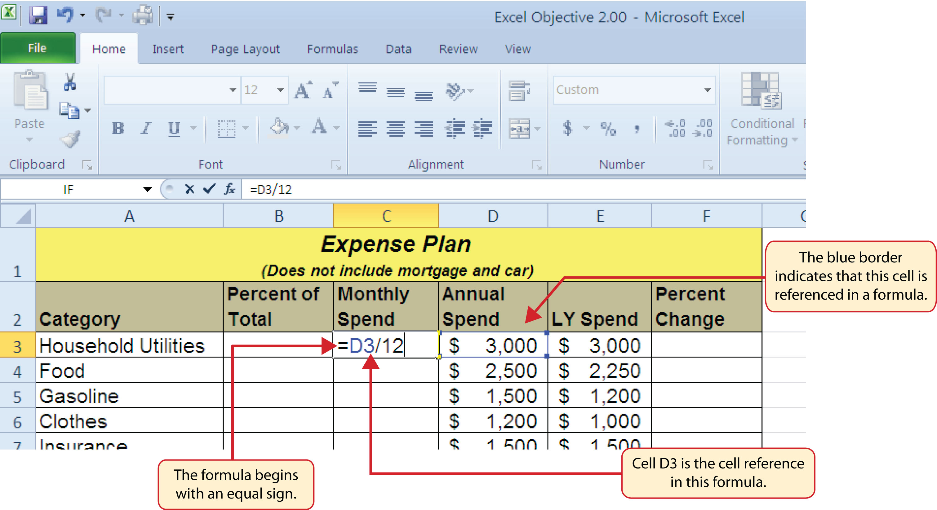 How To Calculate Standard Deviation Of Residuals In Excel