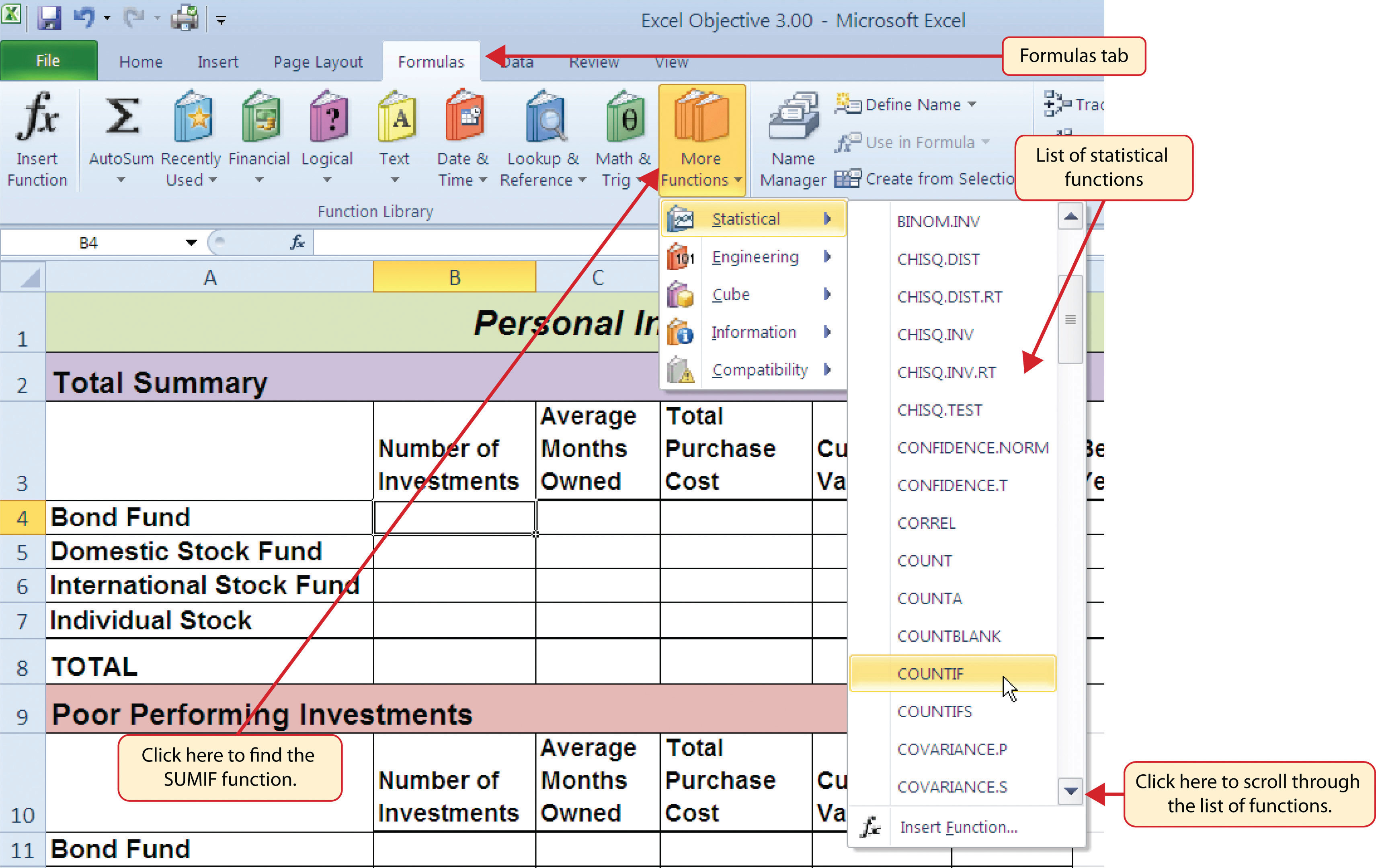 books on how to use excel